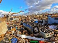 گردباد هاگوپیت بخشهایی از فیلیپین را به تاریکی فرو برد