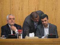 انتشار نامه محمدرضا رحیمی علیه محمود احمدی نژاد