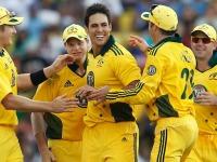 اولین روز جام جهانی کریکت، استرالیا و نیوزیلند رقیبان خود را شکست دادند