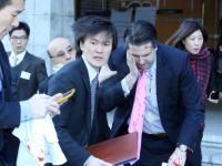 حمله به سفیر آمریکا در کره جنوبی