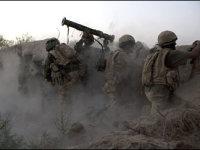 درگیری بین نیروهای دولتی و طالبان در غرب افغانستان