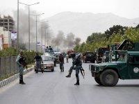 قربانیان حمله انتحاری کابل به ۱۵ کشته و ۳۵ زخمی رسید