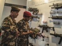 سرقت سلاحهای آمریکایی توسط ماموران امنیتی اردن