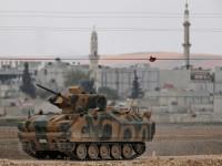 ترکیه از کشته شدن نخستین سرباز خود در سوریه خبر داد
