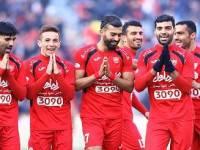 هفته پانزدهم لیگ فوتبال ایران، پرسپولیس صدرنشین نیمفصل