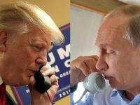 اولین تماس تلفنی ترامپ و پوتین؛ هنوز برای لغو تحریم زود است