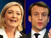 انتخابات فرانسه: مکرون و لوپن برنده دور اول شدند