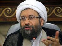 حمله تند صادق لاریجانی به روحانی: چکارهاید که حصر را بشکنید؟