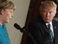 مرکل از بحث جنجالی با ترامپ درباره تغییرات اقلیمی خبر داد