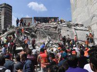 آمار قربانیان در زلزله مکزیک از صد نفر بیشتر شد