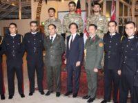 معاون وزیر دفاع بریتانیا: خون سربازان افغان و بریتانیایی نتیجه میدهد