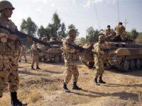 سه عضو سپاه پاسداران در درگیری با داعش در خاک ایران کشته شدند