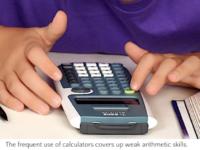 ماشین حساب ریاضی شاگردان را بهتر میکند