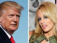 ترامپ رابطه با ستاره پورن را 'قویا رد می کند