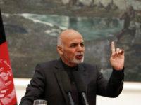 اشرف غنی دستور تحقیقات درباره رفتار غیرقانونی با بازداشتیهای فاریاب را صادر کرد