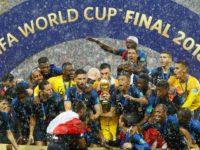 فرانسه قهرمان جام جهانی روسیه شد
