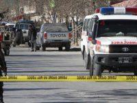 دو خبرنگار در میان دستکم ۲۰ کشته در انفجارهای غرب کابل