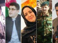 در سقوط هلیکوپتر در غرب افغانستان مقامهای ارشد کشته شدند
