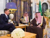 جنگ یمن و قتل خاشقجی موضوع مذاکرات وزیر خارجه بریتانیا با رهبران عربستان در ریاض