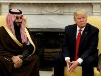 ترامپ: آمریکا شریک ثابت قدم عربستان باقی می ماند