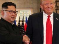 ترامپ و کیم 'حدود یک ماه دیگر' برای دومین بار دیدار میکنند